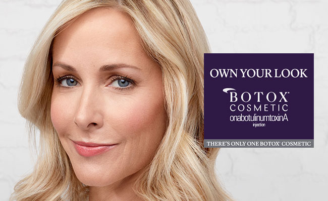 Botox – Natural Beauty NOT Frozen